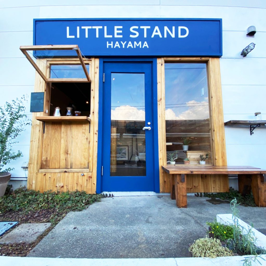 葉山のカフェ【Little Stand Hayama リトルスタンドハヤマ】は環境と住民に寄り添って