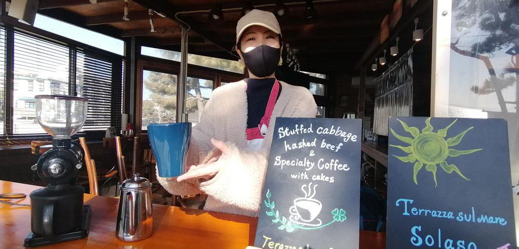 逗子のカフェ・レストラン【SOLASO(ソラソ)】が提供する幸せな時間